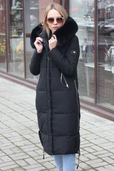 Недорогое пальто одеяло женское цвета марсал