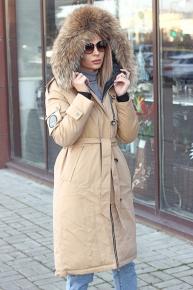 Женское зимнее пальто 2018-2019