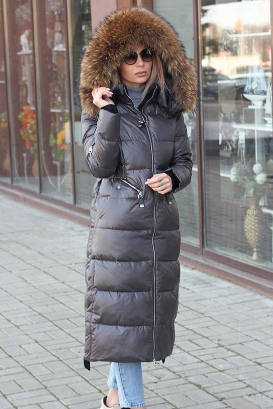 Брендовая куртка одеяло mork anhanma черная